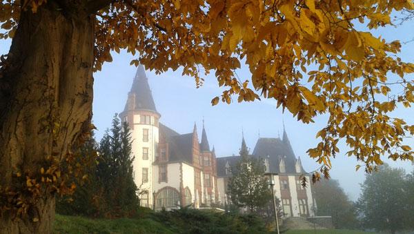 Herbsturlaub: Schlösser und Herrenhäuser