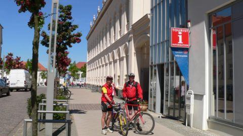 Touristinformation Neustrelitz