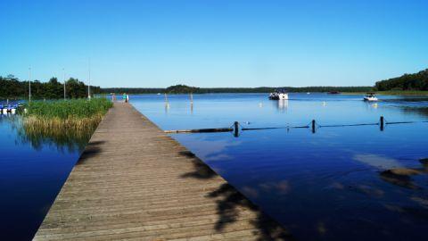 Rheinsberger See, Hafendorf Rheinsberg