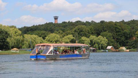 Elektroboot Lena Manuela, Krakow am See