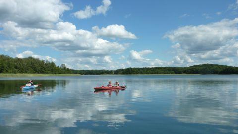 Carwitzer See, Mecklenburgische Seenplatte