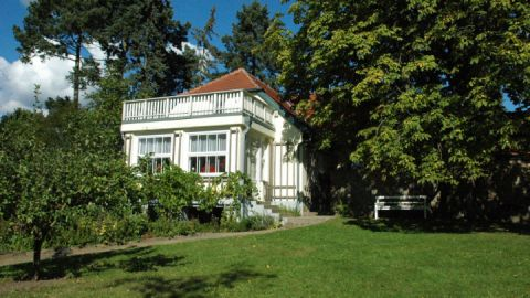 Hans-Fallada-Museum in Carwitz, Mecklenburgische Seenplatte
