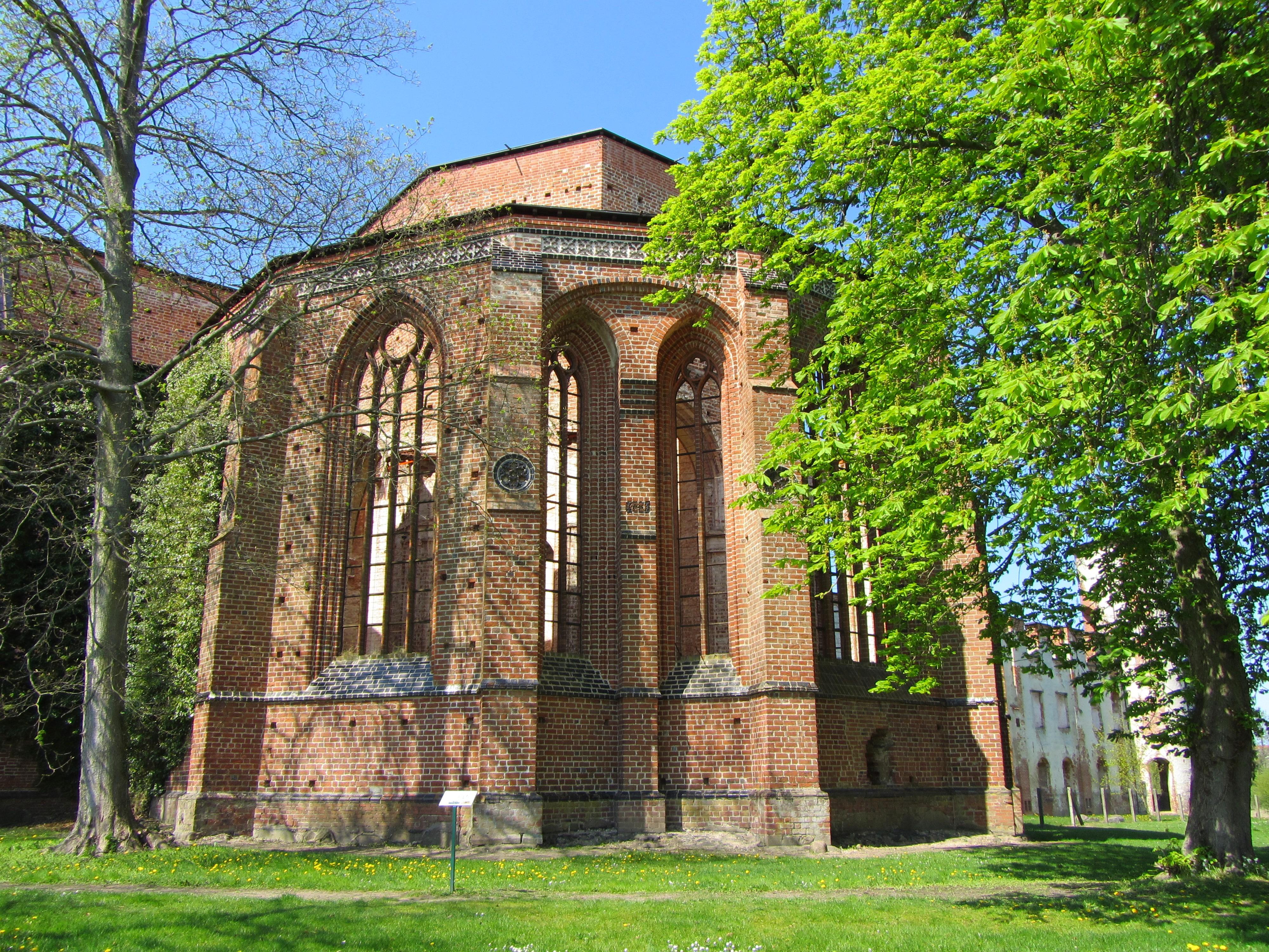 Chor der Klosterkirche