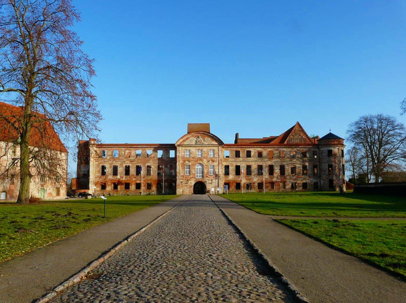 Schloss- und Klosteranlage Dargun