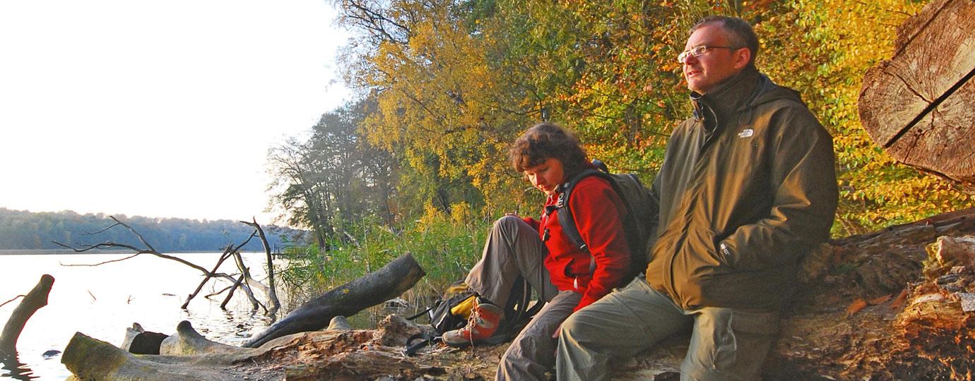 Herbsturlaub: Wandern an der Müritz