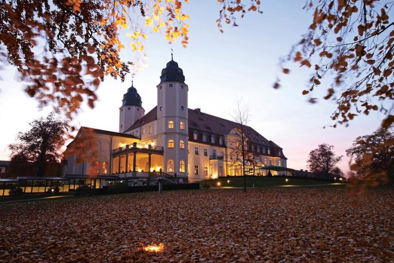 Herbsturlaub: Hotel und Sportresort Fleesensee