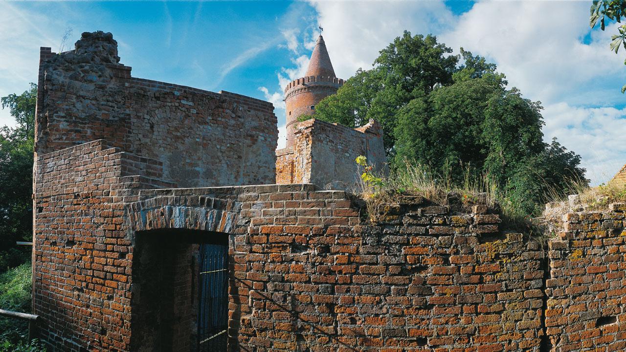 Burg Stargard, Mecklenburgische Seenplatte