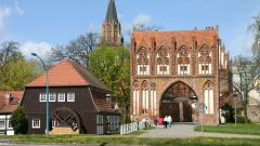 Stargarder Tor Neubrandenburg