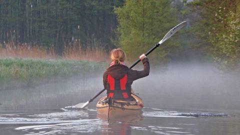 Herbsturlaub: Wasserwandern auf der Havel