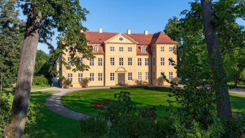 Schloss Mirow auf der Schlossinsel