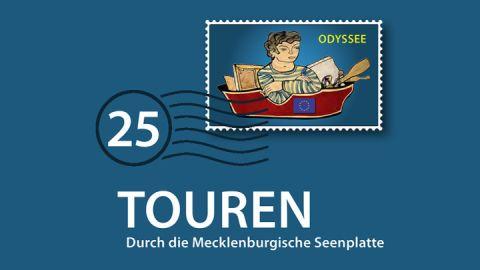 Odyssee - 25 Touren durch die Mecklenburgische Seenplatte