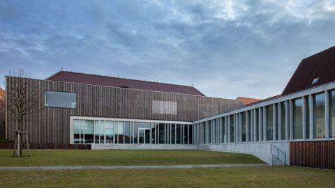 Gartenansicht - Kulturquartier Mecklenburg-Strelitz