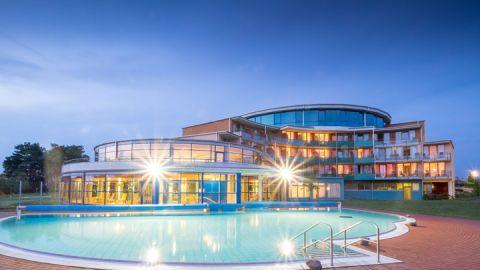Thermalsoleschwimmbecken - Kurzentrum Waren (Müritz)