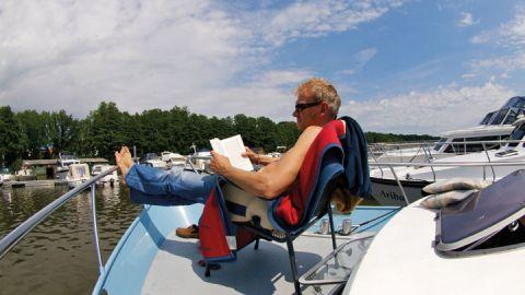 Yachtcharter Römer - Urlaub auf dem Wasser