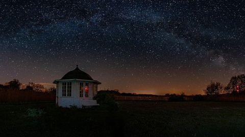 Sterne gucken - Bilder der Nacht