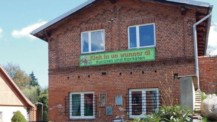 "Museum ""Kiek in un wunner di"" in Malchow"