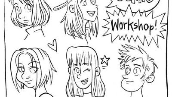 Cartoon-Zeichnen-Workshop